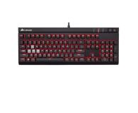 Corsair STRAFE (Cherry MX Red, Red LED) - 321220 - zdjęcie 1