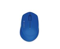 Logitech M280 Wireless Mouse niebieska - 210363 - zdjęcie 1