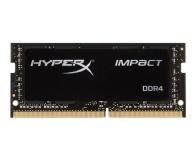 HyperX 16GB 2400MHz Impact Black CL14 1.2V  - 335460 - zdjęcie 1