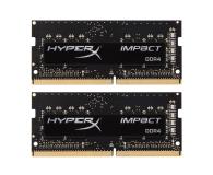 HyperX 32GB (2x16GB) 2400MHz CL14 Impact Black - 335700 - zdjęcie 1