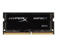 HyperX 4GB (1x4GB) 2400MHz CL14 Impact Black  - 335641 - zdjęcie 1