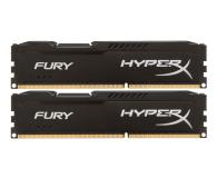 HyperX 8GB 1600MHz Fury Black CL10 (2x4GB) - 180496 - zdjęcie 1