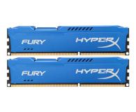 HyperX 8GB 1600MHz Fury Blue CL10 (2x4GB) - 180500 - zdjęcie 1