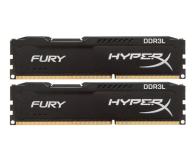 HyperX 8GB (2x4GB) 1600MHz CL10 Fury Black  - 258017 - zdjęcie 1