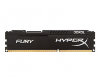 HyperX 8GB 1866MHz Fury Black LV CL11 - 258019 - zdjęcie 1