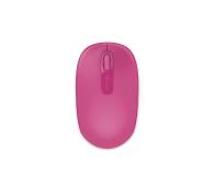 Microsoft 1850 Wireless Mobile Mouse Czarna + Magenta Pink - 479381 - zdjęcie 7