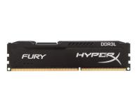 HyperX 8GB 1600MHz Fury Black LV CL10 - 258016 - zdjęcie 1
