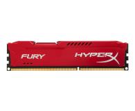 HyperX 8GB 1866MHz Fury Red CL10 - 180545 - zdjęcie 1