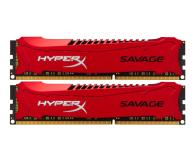 HyperX 16GB 2400MHz Savage CL11 (2x8192) - 207574 - zdjęcie 1