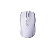 SHIRU Wireless Silent Mouse (Biała) - 326903 - zdjęcie 1