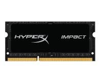 HyperX 8GB (1x8GB) 1600MHz  CL9 Impact Black - 237625 - zdjęcie 1
