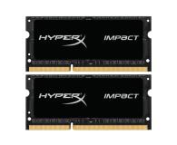 HyperX 16GB 2133MHz Impact Black CL11 1.35V (2x8GB) - 335749 - zdjęcie 1