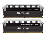 Corsair 16GB 3000MHz Dominator PLATINUM CL15 (2x8GB) - 256668 - zdjęcie 1