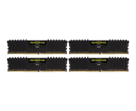 Corsair 32GB 3000MHz Vengeance LPX Black CL15 (4x8GB) - 441874 - zdjęcie 1