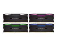 Corsair 32GB 3333MHz Vengeance RGB LED (4x8GB) - 364360 - zdjęcie 1