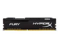HyperX 4GB 2666MHz Fury Black CL15 - 254672 - zdjęcie 1