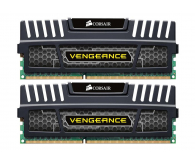 Corsair 16GB 1600MHz Vengeance XMP Black CL9 (2x8GB) - 81655 - zdjęcie 1