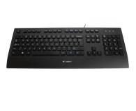 Logitech Corded Keyboard K280e - 217752 - zdjęcie 1