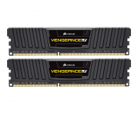 Corsair 8GB 1600MHz Vengeance LP Black CL9 (2x4GB) - 335082 - zdjęcie 1