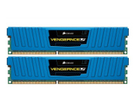 Corsair 8GB 1600MHz Vengeance LP XMP Blue CL9 (2x4GB) - 69227 - zdjęcie 1