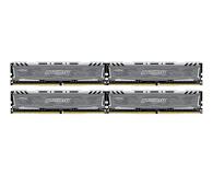 Crucial 64GB 2400MHz Ballistix Sport LT Gray CL16 (4x16GB) - 340037 - zdjęcie 1