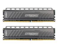 Pamięć RAM DDR4 Crucial 16GB 3000MHz Ballistix Tactical CL15 (2x8GB)