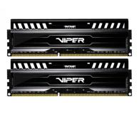 Patriot 8GB 1866MHz ViperX 3RD XMP CL10 (2x4GB) - 158207 - zdjęcie 1