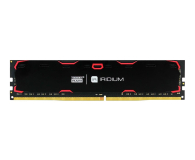 Pamięć RAM DDR4 GOODRAM 4GB 2400MHz IRIDIUM Black CL15