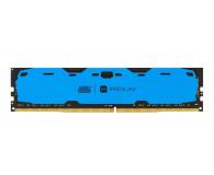 GOODRAM 8GB 2400MHz IRIDIUM Blue CL15 - 361611 - zdjęcie 1