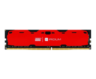 GOODRAM 16GB 2400MHz IRIDIUM Red CL15 (2x8GB) - 361616 - zdjęcie 1