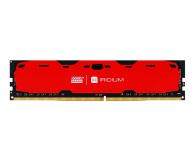 GOODRAM 4GB 2400MHz IRIDIUM Red CL15 - 361592 - zdjęcie 1