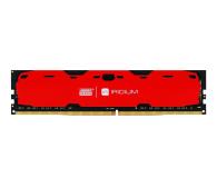 GOODRAM 8GB 2400MHz IRIDIUM Red CL15 - 361609 - zdjęcie 1