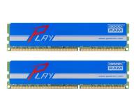 GOODRAM 8GB 2400MHz Play CL15 (2x4GB) Blue - 363161 - zdjęcie 1