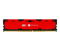 Pamięć RAM DDR4 GOODRAM 8GB 2400MHz IRIDIUM Red CL15 (2x4GB)