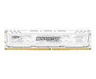 Crucial 8GB 2400MHz Ballistix Sport LT White CL16 - 339374 - zdjęcie 1