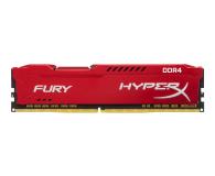 HyperX 8GB 2666MHz HyperX FURY Red CL16 - 360131 - zdjęcie 1