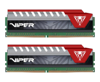 Patriot 8GB 2400MHz Viper Elite Red CL15 (2x4GB) - 332699 - zdjęcie 3