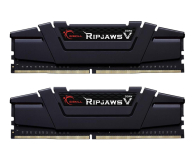 G.SKILL 32GB (2x16GB) 3200MHz CL16  Ripjaws V Black