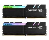 Pamięć RAM DDR4 G.SKILL 16GB 3000MHz Trident Z RGB LED CL16 (2x8GB)