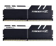 G.SKILL 16GB (2x8GB) 3200MHz CL16 Trident Z Black  - 340060 - zdjęcie 1
