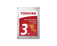 Toshiba P300 3TB 7200obr. 64MB OEM - 323219 - zdjęcie 1