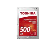 Toshiba 500GB 7200obr. 64MB P300 OEM - 323218 - zdjęcie 1