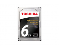 Toshiba 6TB 7200obr. 128MB N300 NAS OEM - 348925 - zdjęcie 1