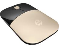 HP Z3700 Wireless Mouse (złota)  - 376982 - zdjęcie 2