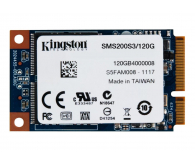 Kingston 120GB 1,8'' mSATA SSD SMS200S3 - 149173 - zdjęcie 1