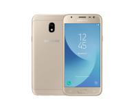 Samsung Galaxy J3 2017 J330F Dual SIM LTE złoty - 368821 - zdjęcie 1