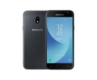 Samsung Galaxy J3 2017 J330F Dual SIM LTE czarny  - 461090 - zdjęcie 1