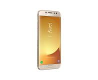 Samsung Galaxy J7 2017 J730F Dual SIM LTE złoty + 32GB - 392924 - zdjęcie 4