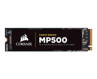 Corsair 120GB M.2 NVMe SSD Force Series MP500 - 355000 - zdjęcie 1