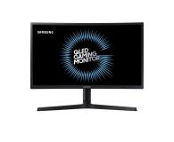 Samsung C24FG73FQUX Curved czarny Quantum Dot - 377021 - zdjęcie 1